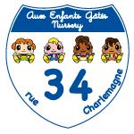 Logo Crèche Internationale Au Enfants Gâtés