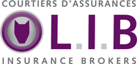 Logo LIB Sàrl Courtiers Brokers