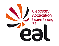 Logo EAL (Electricity Application Luxembourg)
