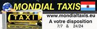 Logo Mondial Taxis
