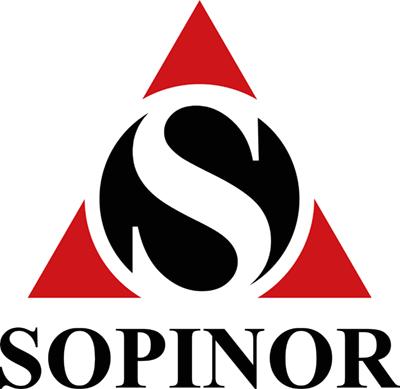 Logo Sopinor Constructions SA