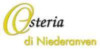 Logo Restaurant Osteria Di Niederanven