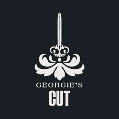 Logo Georgie's Cut