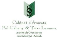 Logo Etude Pol Urbany & Trixi Lanners