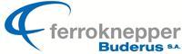 Logo Ferroknepper Buderus SA