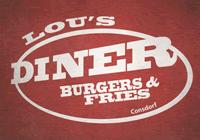 Logo Lou's Diner