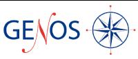 Logo GENOS.A - Consultation & Prävention - Elena V. Hyde