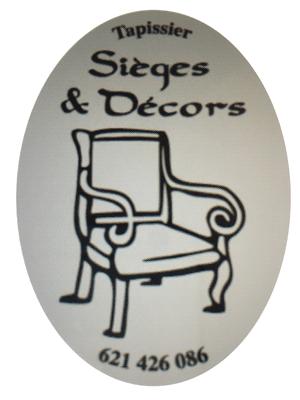 Logo Sièges et Décors