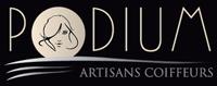 Logo Podium Artisans Coiffeurs