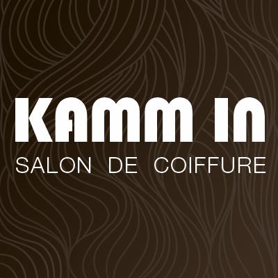 Logo Coiffure Kamm In