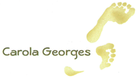 Logo Réflexologue Carola Georges