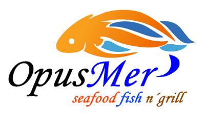 Logo Restaurant Opus Mer