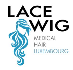 Logo Lace Wig Medical Hair
