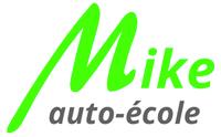 Logo Auto-Ecole Mike