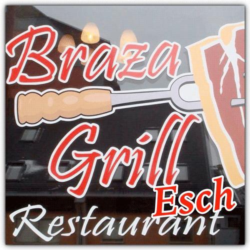 Logo Braza Grill