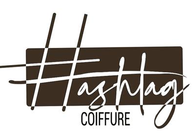 Logo Hashtag Coiffure