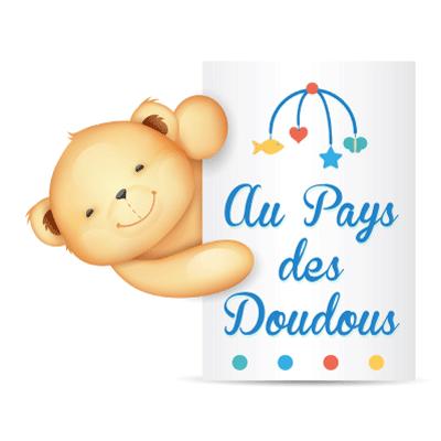 Logo Au Pays des Doudous