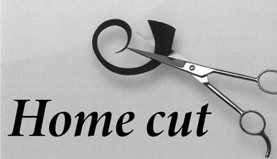 Logo Home Cut / Coiffeur à domicile