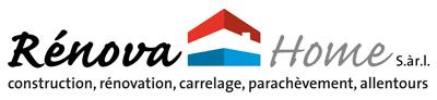 Logo Rénova-Home Sàrl