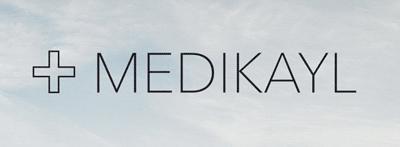 Logo M E D I + K A Y L