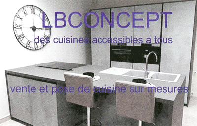 Logo LB Concept Sàrl