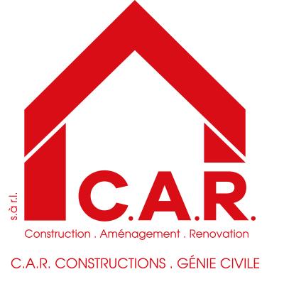 Logo C.A.R. Constructions