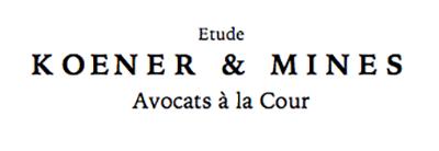 Logo Etude Koener et Mines – Wiltz Office