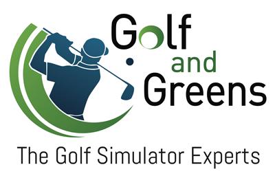 Logo Golf and Greens