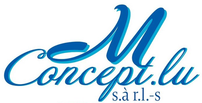 Logo M Concept.lu