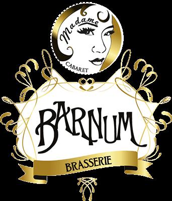Logo Brasserie Barnum - Cabaret Madame