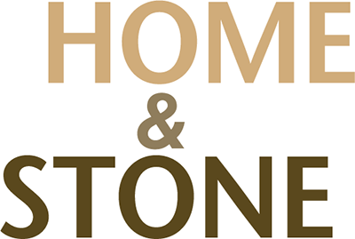 Logo Home & Stone by Leon Steffes