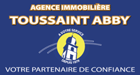 Logo Abby Toussaint Immobilier