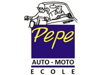 Logo Auto-Moto-Ecole Pepe