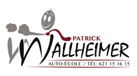 Logo Auto-Ecole Patrick Wallheimer