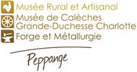 Logo Musée Rural et Artisanal, Musée de Calèches Grande-Duchesse Charlotte, Forge et Métallurgie
