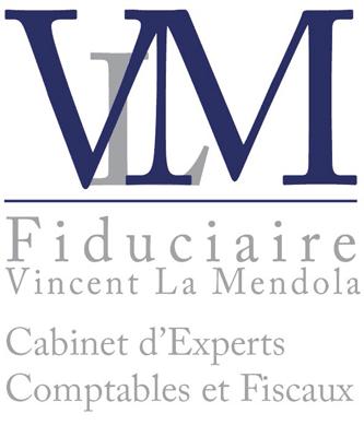 Logo Fiduciaire Vincent La Mendola