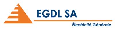 Logo E.G.D.L. (Electricité du Grand-Duché de Luxembourg)