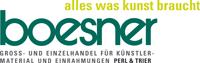 Logo Boesner - Kunstlerbedarf Erinrahmungen