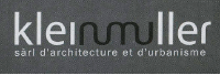 Logo Klein & Muller bureau d'architecture
