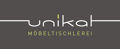 Logo Unikat Moebeltischlerei GmbH