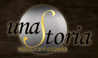 Logo Una Storia Restaurant -Pizzeria