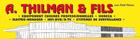 Logo A. Thilman & Fils