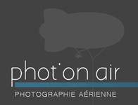 Logo Phot'On Air Sàrl