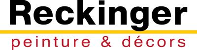 Logo Reckinger Peinture & Décors