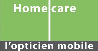Home Care, l'opticien mobile