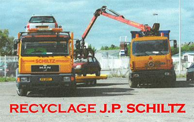 Recyclage J.P. Schiltz