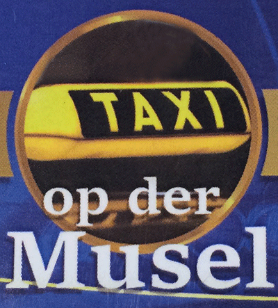 Taxi op der Musel