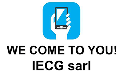 IECG - WE COME TO YOU
