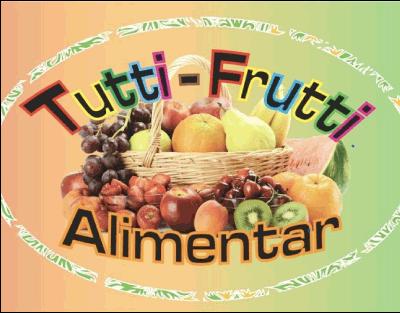Tutti-Frutti Alimentar