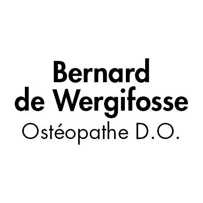 Bernard de Wergifosse Ostéopathe D.O.